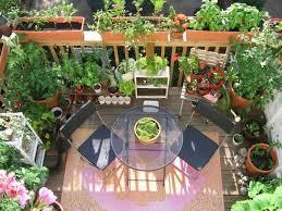gem se pflanzen balkon balkon pflanzen sichtschutz holz gelander pflanzkasten krauter