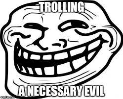 Evil Face Meme - troll face meme imgflip