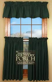 Curtains Valances Green Curtain Valances