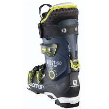 womens ski boots size 12 salomon quest pro 110 ski boots 2016 evo