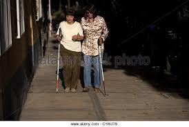 Blind Photographers Blind Walking Stock Photos U0026 Blind Walking Stock Images Alamy