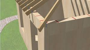 how to build a hip roof 15 steps with pictures wikihow