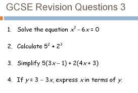 gcse higher level revision starters maths teaching