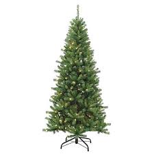 7 1 2 remote operated pre lit kingston pine tree 250 color