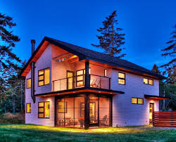 upstairs balcony exterior rustic with ceiling lighting industrial