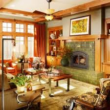 transitional style ceiling fans united states craftsman style fireplace living room with ceiling fan