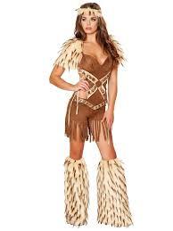 Women Indian Halloween Costume Native American Warrior Native American Warrior Warrior Costume