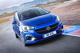 vauxhall blue new 205hp vauxhall corsa vxr revealed motoring research