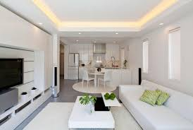 interior design for small living room and kitchen white living room kitchen diner interior design ideas