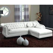 canap chesterfield d angle canape chesterfield d angle canapac dangle corsica blanc style