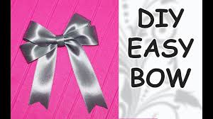 how to make girl bows diy easy diy cfrafts diy ribbon bow how to make a bow out of