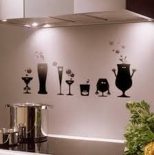 decorating ideas for kitchen walls kitchen excellent modern kitchen wall decor