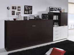 Wall Storage Cabinets For Bedroom Espresso Solid Wood Twin Murphy Bed With White Dresser And Small
