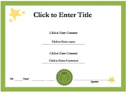 powerpoint voucher template college recognition diploma