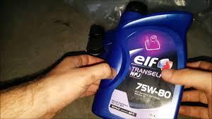 renault laguna 2 wymiana oleju w 5 biegowej skrzyni manualnej