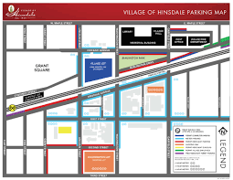 Art Institute Of Chicago Map by Welcome To Village Of Hinsdale Il