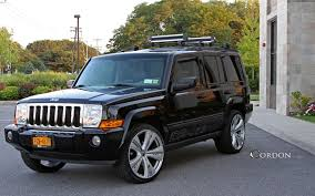 jeep commander silver pictures jeep commander cars
