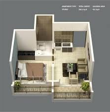 400 Sq Ft by One Bedroom Apartments Floor Plans Awesome Decoration 8 On