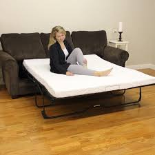 sofa bed memory foam mattress sleeper sofa with memory foam mattress furniture velvet queen grey