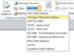 how to cite a table in apa how to create a bibliography using word scribendi