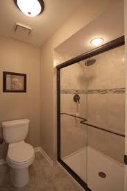 Small Bathroom Ideas With Stand Up Shower - stand up shower with rain head body sprays bench seat shower