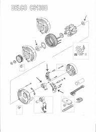 cs144 alternator wiring diagram cs144 free image about wiring