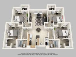 four bedroom fascinating four bedroom apartments 39 plus home interior idea