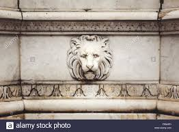 marble lions ancient marble lion bas relief on the wall architecture