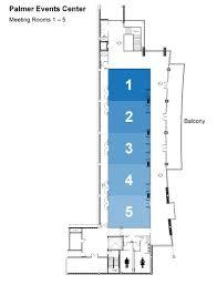 venues palmer events center