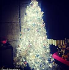 Christmas Decorations For A Large Tree by Tamara Ecclestone Shows Daughter Sophia Christmas Decorations