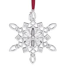 snow majesty snowflake ornament 2017 snowflake decoration