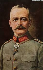 Kaiser Le 28 8 1916 The Kaiser Shuffles The Deck Falkenhayn Is Out