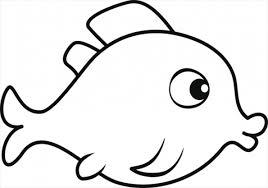 coloriage poisson d u0027avril poisson bouche