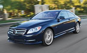 mercedes cl550 coupe 2011 mercedes cl550 4matic road test review