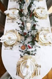 christmas dinner table setting 56 table settings for christmas dinner 50 stunning christmas table