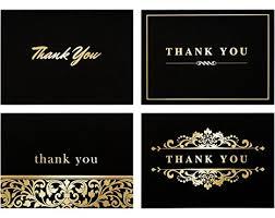 thank you cards bulk 100 stunning gold foil thank you cards bulk