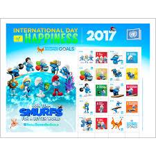 international happiness u2014 smurfs special event sheet