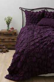 Black And Purple Bed Sets Purple And Black Bedding