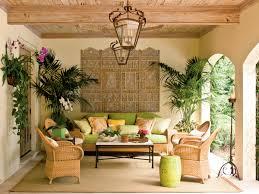 lush tropical loggia southern living