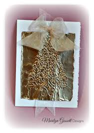 interesting color combinations marilyn gossett designs rinea paper foil for christmas crafting