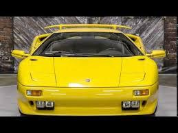 1996 lamborghini diablo sv 1996 lamborghini diablo rwd coupe ga12454 cars of