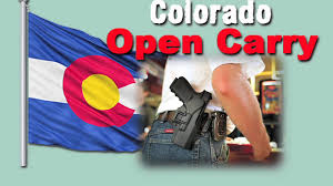Colorado Concealed Carry Reciprocity Map by Colorado U0027s Open Carry Law And Exceptions