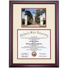 14x17 diploma frame heritage frame with black and orange matting for 14x17 diploma