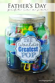 best day gifts from world s greatest pop s day gift in a jar s day