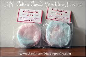 cotton candy wedding favor diy cotton candy wedding favor appletini photography
