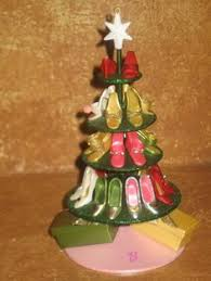 christmas tree ornament wedding day barbie from 1997 this was
