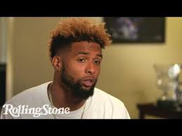 odell beckham jr haircut name video odell beckham jr speaks on how drake motivates him