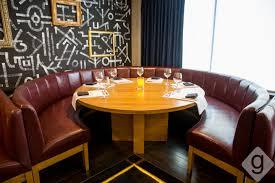 Cozy Banquette Seating Manufacturer 73 A Look Inside Kayne Prime U0027s Expansion Nashville Guru