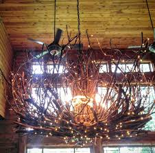 Antler Chandelier Etsy Best 25 Twig Chandelier Ideas On Pinterest Wire Basket