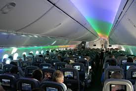 Boeing 787 Dreamliner Interior Boeing 787 Dreamliner World Airline News Page 10
